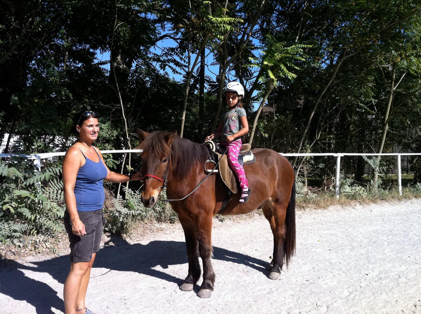 Enya und Kathi