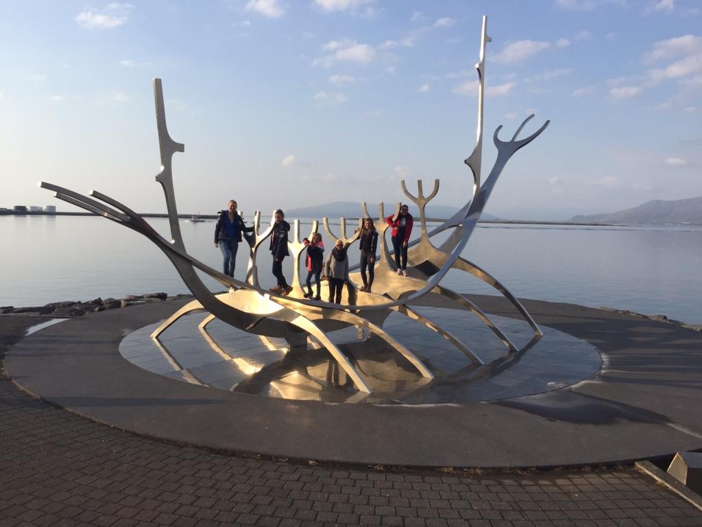 Betriebsausflug Island 2015