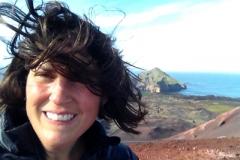 Bad Hair Day I in Island